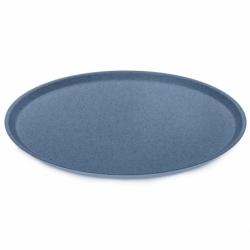 Тарелка connect organic d 25,5 см синяя, Koziol