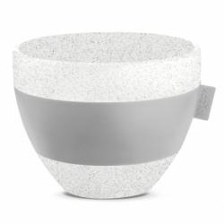 Чашка с термоэффектом Aroma M Organic 270 мл серая, Koziol