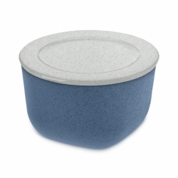 Контейнер для хранения продуктов connect m organic 1 л синий, Koziol