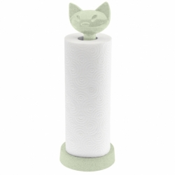 Держатель для бумажных полотенец miaou organic зеленый, Koziol