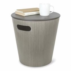 Табурет Woodrow серый, Umbra