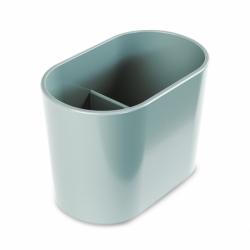 Стакан для зубных щеток Step голубой, Umbra