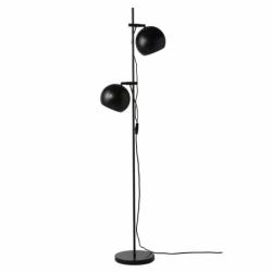 Лампа напольная Ball Double черная матовая, Frandsen