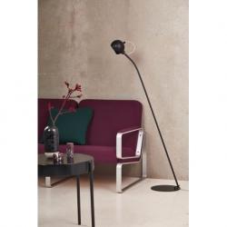 Лампа напольная Ball черная матовая, Frandsen