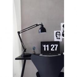 Лампа настольная job, черная матовая, Frandsen