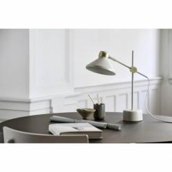 Лампа настольная MR темно-синяя матовая, Frandsen