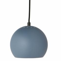 Лампа подвесная ball, темно-голубая, матовое покрытие, Frandsen