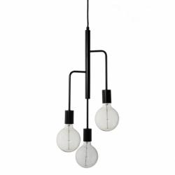 Лампа подвесная cool, черная матовая, Frandsen