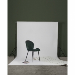 Стул presley, вельвет, зеленый, Berg