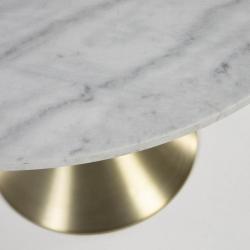 Обеденный стол Oria Ø120 cm, La Forma (ex Julia Grup)
