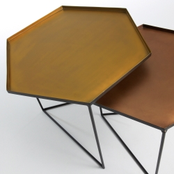 Набор столиков Vertig, La Forma (ex Julia Grup)
