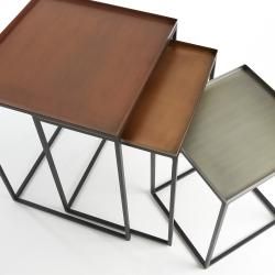 Комплект столиков Vertig, La Forma (ex Julia Grup)