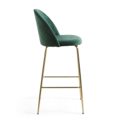 Барный стул Mystere зеленый, La Forma (ex Julia Grup)