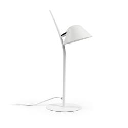 Настольная лампа Mysti белая, La Forma (ex Julia Grup)