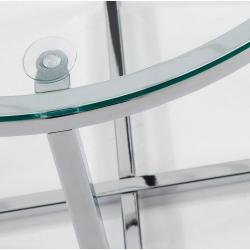 Стеклянный столик Vivid, La Forma (ex Julia Grup)
