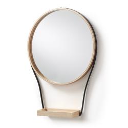 Зеркало с полкой Barlow, La Forma (ex Julia Grup)