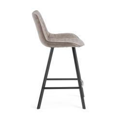 Барный стул Arian темно-коричневый, La Forma (ex Julia Grup)