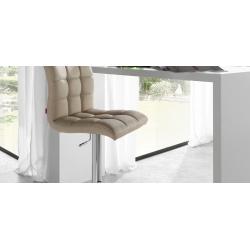 Барный стул Lodi белый, La Forma (ex Julia Grup)