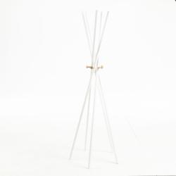 Вешалка Benzara металлическая белая, La Forma (ex Julia Grup)