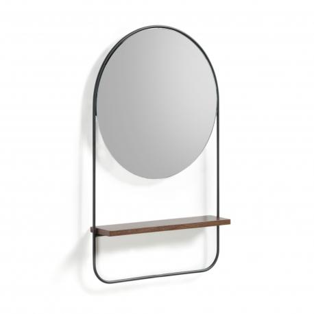 Зеркало Marcolina с полкой, La Forma (ex Julia Grup)