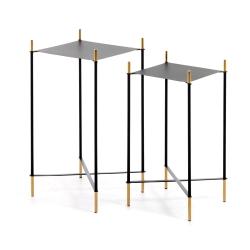 Набор приставных столиков Dagnen, La Forma (ex Julia Grup)