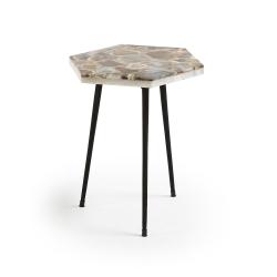 Приставной стол Rummer черный, La Forma (ex Julia Grup)