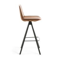 Барный стул Zast коричневый, La Forma (ex Julia Grup)