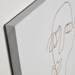Квадратная картина Nisma, La Forma (ex Julia Grup)