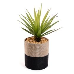 Flower Растение в тканевом горшке, La Forma (ex Julia Grup)