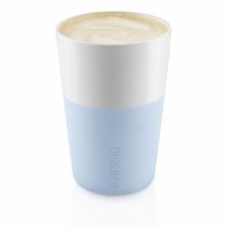 Чашки для латте 2 шт 360 мл голубой, Eva Solo