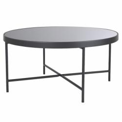 Столик кофейный Benigni серый, 82,5х40 см, Berg