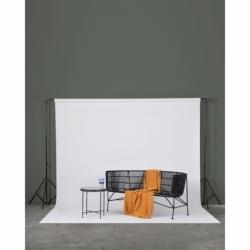 Столик кофейный benigni, серый, 42,5х46 см, Berg