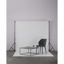 Столик кофейный velluto, антрацитовый, 77х77х35 см, Berg