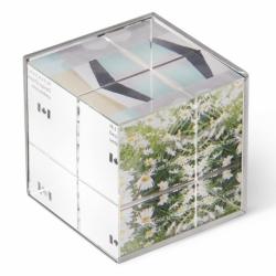 Фоторамка-куб Ice Frame никель, Umbra