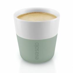Чашки для эспрессо Eva Solo 2 шт 80 мл светло-зеленые