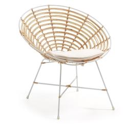 Кресло Kartell ротанг