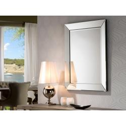 Прямоугольное зеркало Roma 95x75
