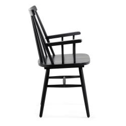 Кресло Kristie черное, La Forma