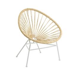 Кресло Samantha натуральный цвет, La Forma