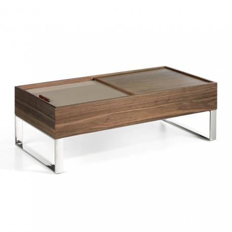 Журнальный столик с раздвижной крышкой N252A