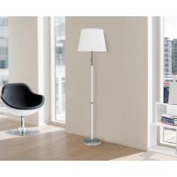 Лампа напольная Venice белая, Frandsen