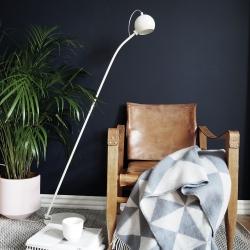 Лампа напольная Ball белая матовая, Frandsen