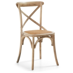 Деревянный стул Silea, La Forma