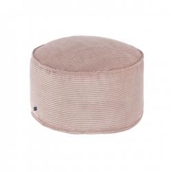 Пуф Zizi Ø60 розовый