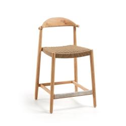 Полубарный стул Glynis эвкалипт