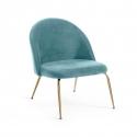 Кресло Mystere бирюзовый
