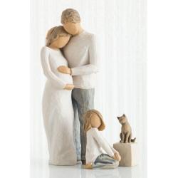 Семейная композиция №27, Willow Tree