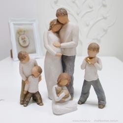 Семейная композиция №28, Willow Tree