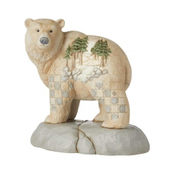 Статуэтка Рождетсвенский медведь