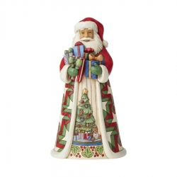 Статуэтка Дед Мороз с подарками